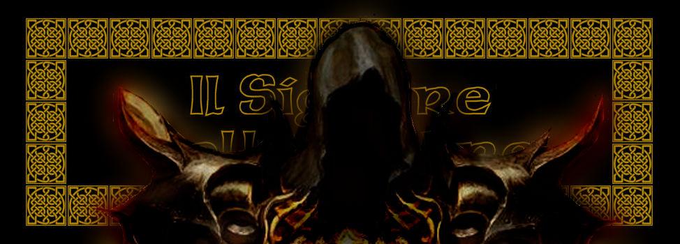 Il Signore delle Ombre - Volume III
